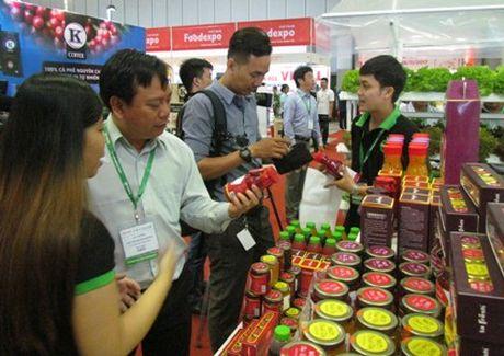 Vietnam Foodexpo 2016 ket noi DN thuc pham Viet voi cac nuoc - Anh 1