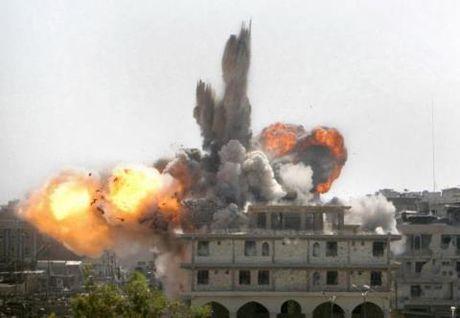 Cuoc chien Aleppo: Nga don suc cho tran tuyen cuoi cung? - Anh 1