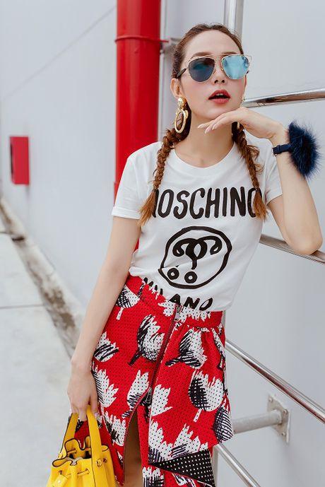 Minh Hang so huu tu do hieu dang cap nhu mot fashionista - Anh 15