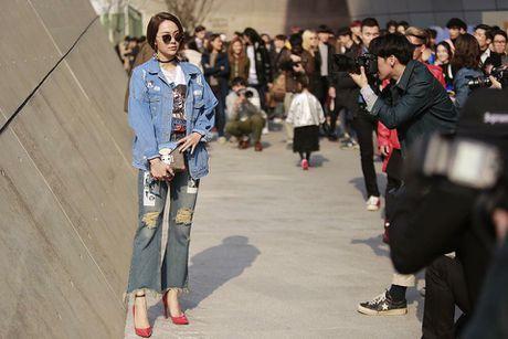 Minh Hang so huu tu do hieu dang cap nhu mot fashionista - Anh 6