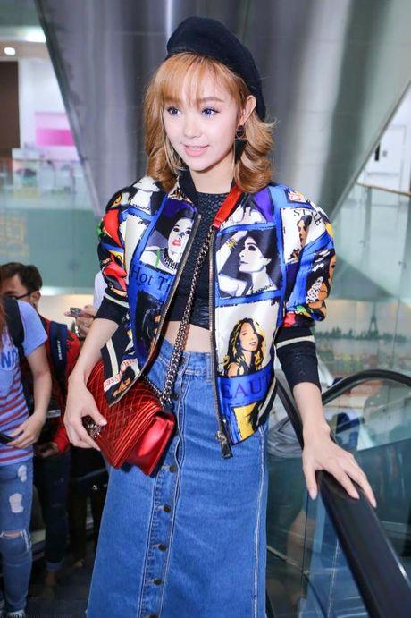 Minh Hang so huu tu do hieu dang cap nhu mot fashionista - Anh 7