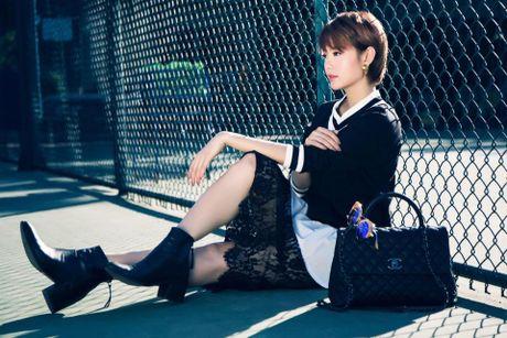 Minh Hang so huu tu do hieu dang cap nhu mot fashionista - Anh 9