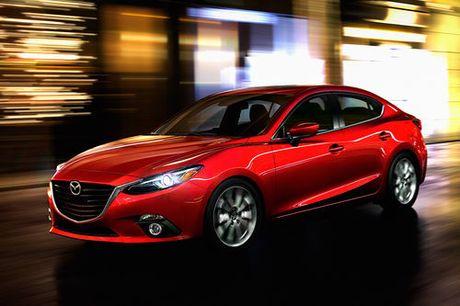 Mazda3 tai Viet Nam tiep tuc bi trieu hoi - Anh 1