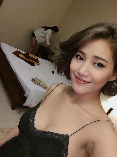 Ban gai tin don Milan Pham sexy the, sao Tien Dat chua thua nhan? - Anh 3