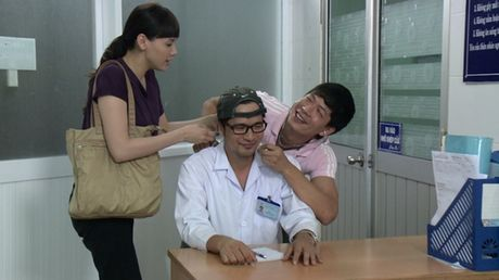 Trang Nhung tai xuat phim gio vang, tao song man anh nho - Anh 3