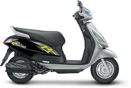 Suzuki Swish 125cc gia 17,3 trieu dong van e khach - Anh 2