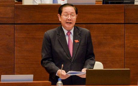 Bo truong Bo Noi vu: 'Xu ly ong Vu Huy Hoang la van de vua kho, vua moi' - Anh 1