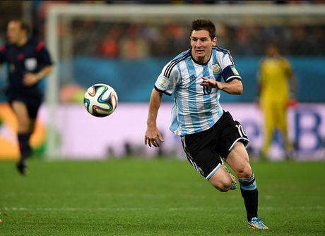 Lionel Messi va doi tuyen Argentina: Chung ta khong thuoc ve nhau - Anh 1
