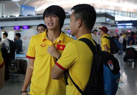 Tieu phau goi, Tuan Anh co nguy co ngoi xem AFF Cup - Anh 1
