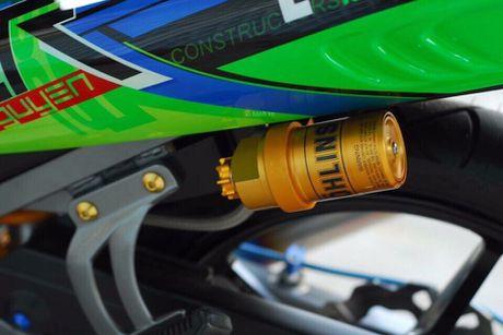 'Xe no 2 ky' Yamaha Z125 thet gia 200 trieu tai Sai Gon - Anh 8