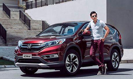 Lai thu, trung that cung Honda oto Viet Nam - Anh 1