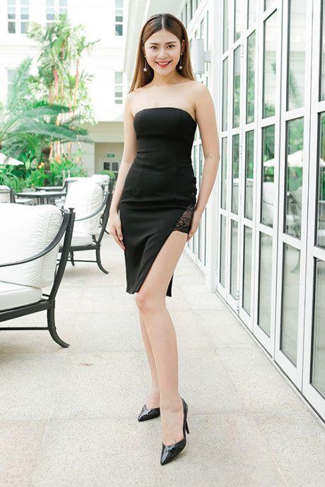 Ho Ngoc Ha xinh dep ngoi ngoi toi mung Lan Khue len chuc - Anh 14