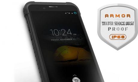 """Ulefone Armor - smartphone """"noi dong coi da"""" sap sua ra mat - Anh 1"""