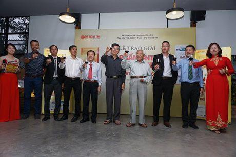 Le trao giai San pham CNTT-TT Ua chuong nhat 2016 - Anh 1