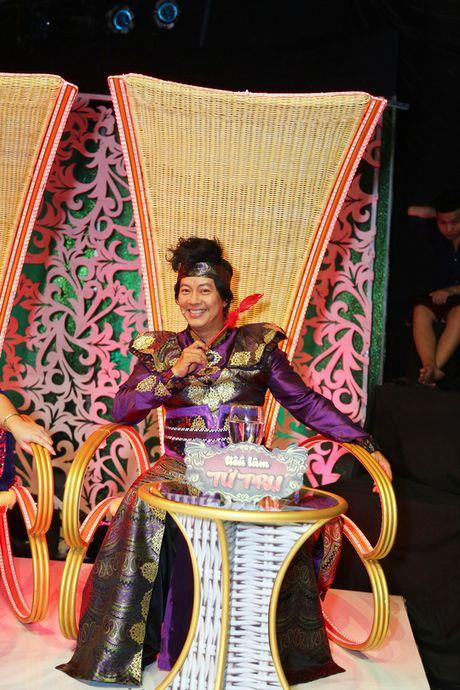 "Thanh Thuy, Duc Hai thay nhau ""dot phong long"" giai han - Anh 3"