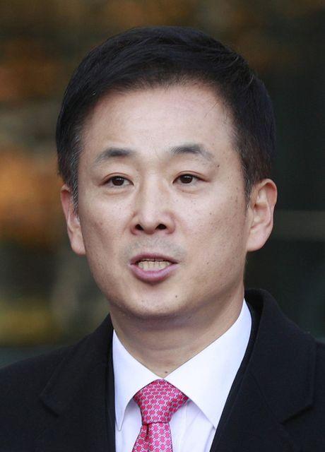 Han Quoc: Chua the tham van Tong thong Park - Anh 2