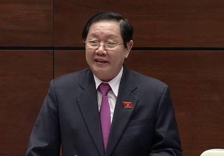 Bo truong Noi vu: Loai cong chuc danh nguoi khoi bo may - Anh 2