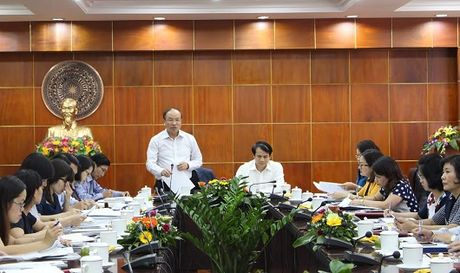 Danh gia cao viec trien khai Luat Ban hanh VBQPPL 2015 o Bo GTVT va Bo GD&DT - Anh 1