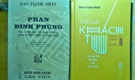 Chuyen ve Nha bao bat ran vai thang trong nha lao Dao Trinh Nhat - Anh 1
