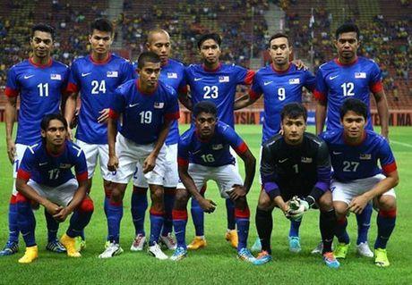AFF SUZUKI CUP 2016: Malaysia tu tin se co mat tai chung ket - Anh 1
