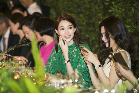 Thu Thao dien dam xuyen thau khoe ve dep dai cac - Anh 6