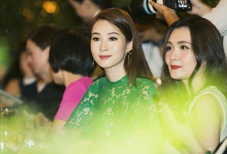 Thu Thao dien dam xuyen thau khoe ve dep dai cac - Anh 7