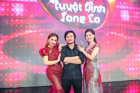 Hoa hau My Linh xinh dep ben Noo Phuoc Thinh dien trai - Anh 3