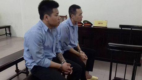 Cap doi cuop giat tren pho Ha Noi lanh an - Anh 1