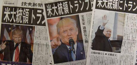 Chau A se ra sau sau cuoc gap giua Donald Trump va Shinzo Abe? - Anh 1