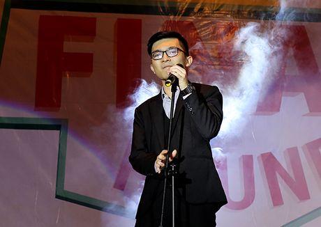 Chung ket cuoc thi hat tieng Anh cua hoc sinh, sinh vien Ha Noi - Anh 2