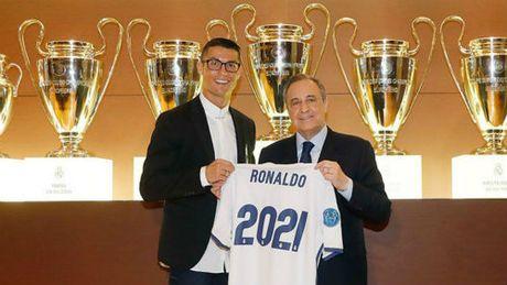 """Ai dam tin Ronaldo van """"keo cay"""" o tuoi 41? - Anh 1"""