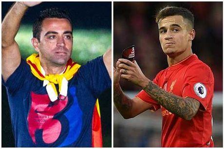 Tin HOT sang 16/11: Xavi giuc Barca mua Coutinho - Anh 1