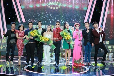 Le Phuong truot Top 3 Nguoi nghe si da tai - Anh 17