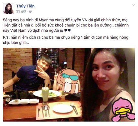 DTVN: Duoc Thuy Tien chieu het co, Cong Vinh tap ep can - Anh 2