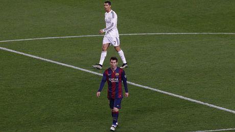 Messi xuat sac nhat thap ky qua, Ronaldo chi ve nhi - Anh 1