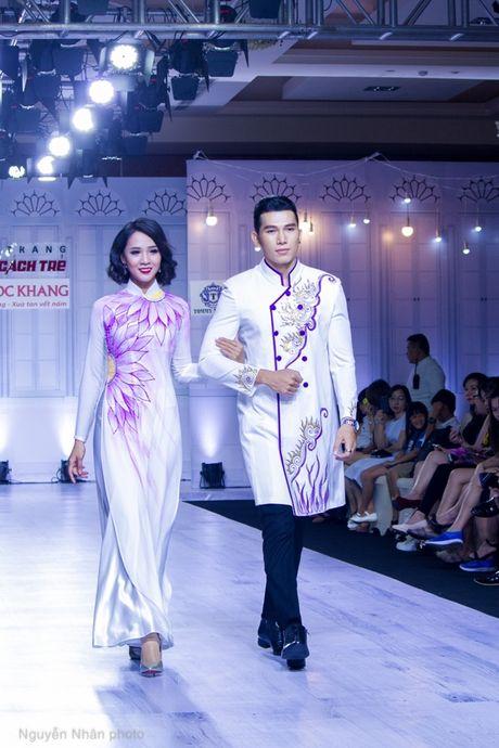 A vuong Ngoc Tinh banh bao lam chu re ben co dau A hau Le Hang - Anh 5