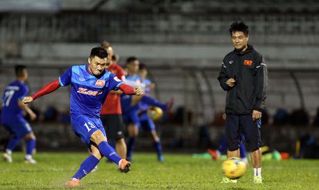 AFF Cup: Tuyen Viet Nam lo nang nong - Anh 1