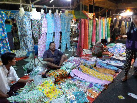 Thien duong an uong o pho dem Yangon - Anh 12