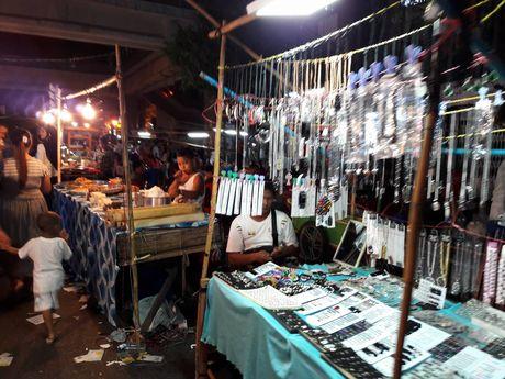 Thien duong an uong o pho dem Yangon - Anh 2