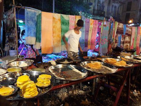 Thien duong an uong o pho dem Yangon - Anh 8