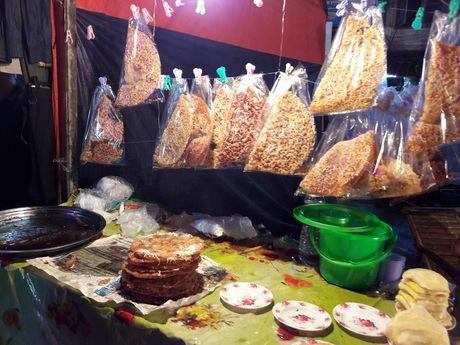 Thien duong an uong o pho dem Yangon - Anh 9