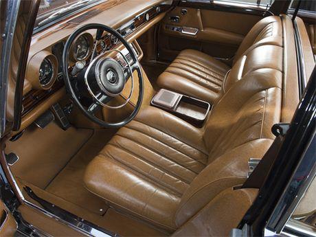 Mercedes 600 Pullman Landaulet - limo tong thong hang hiem - Anh 5