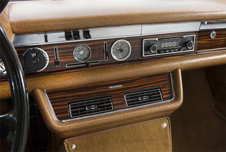 Mercedes 600 Pullman Landaulet - limo tong thong hang hiem - Anh 6