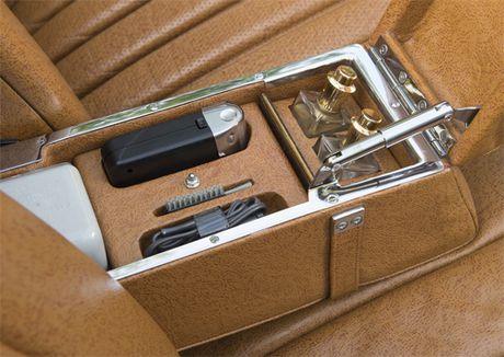 Mercedes 600 Pullman Landaulet - limo tong thong hang hiem - Anh 9