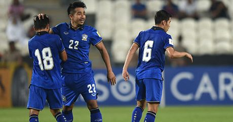 Thai Lan chot danh sach, quyet vo dich AFF Cup - Anh 1