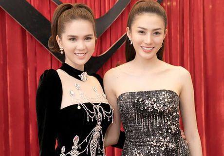 Ngoc Trinh, Le Ha than thiet tai su kien - Anh 1