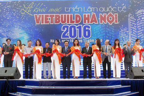 Soi dong Trien lam quoc te Vietbuild Ha Noi 2016 - Anh 1