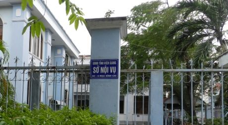 Pho chanh van phong So Noi vu Kien Giang 'thut ket' hon 400 trieu dong - Anh 1