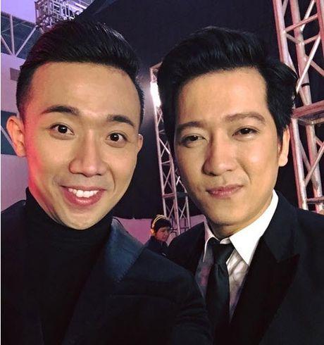 Phan ung cua Tran Thanh va Truong Giang khi bi khui chuyen song thu - Anh 2