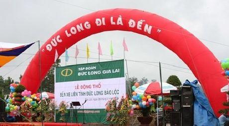 Tap doan Duc Long Gia Lai bat ngo mien nhiem Pho tong giam doc - Anh 1